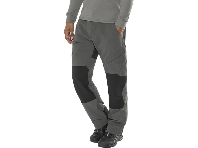 Marmot Highland Pants short Men slate grey/black